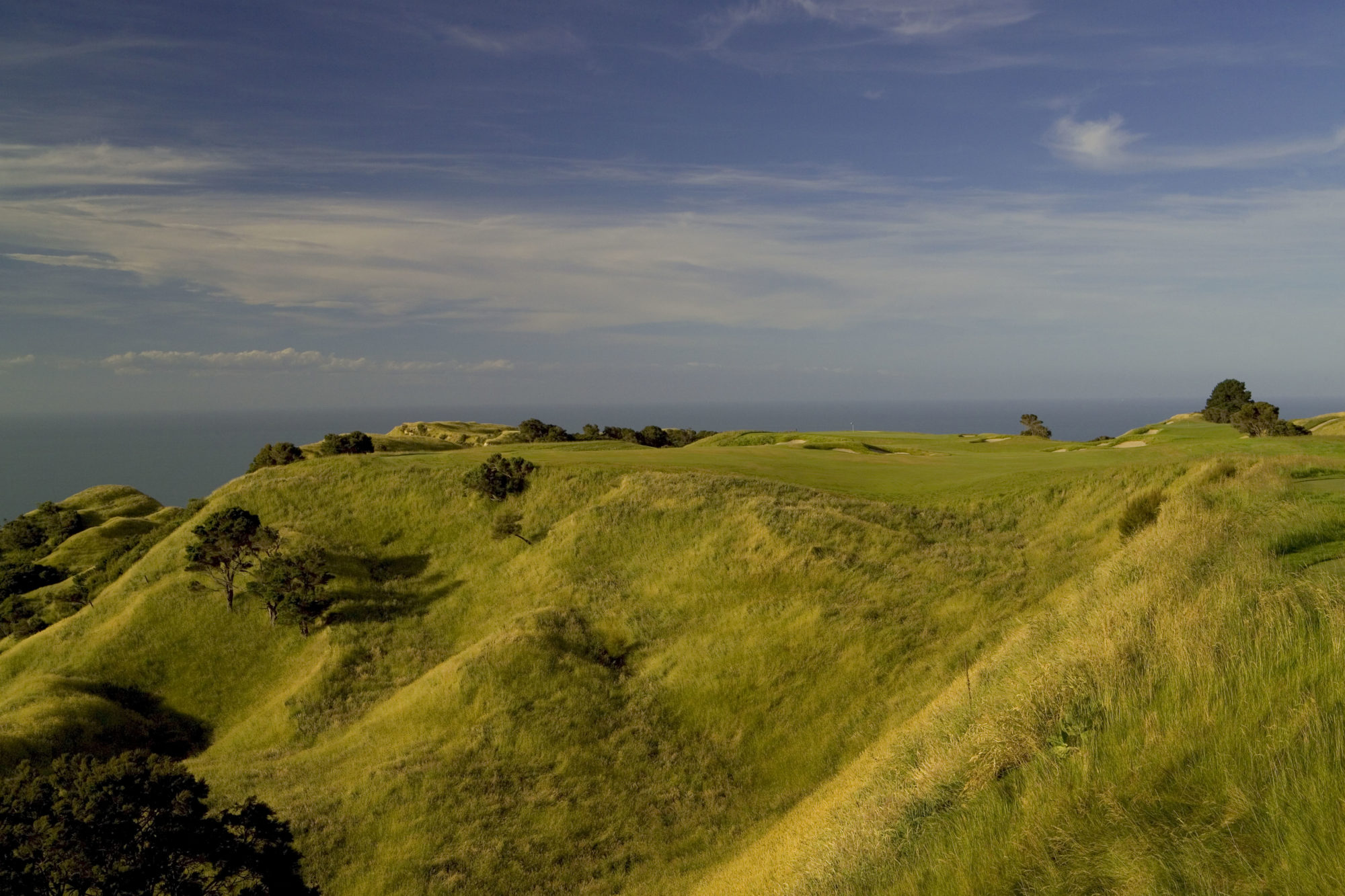 How you could stand on the 5th tee and fail to be in awe of the scale of Cape Kidnappers is beyond me.