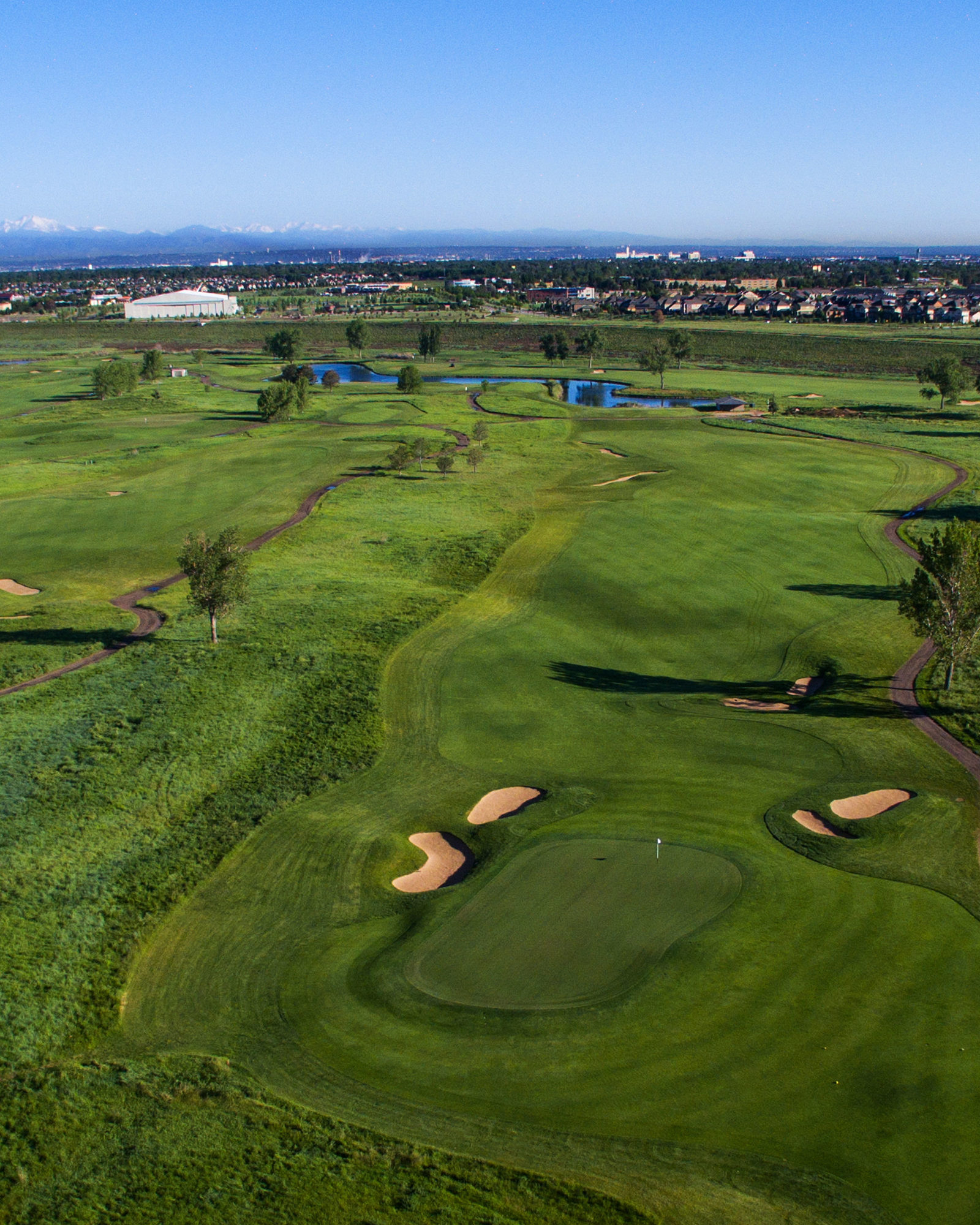 golf course design companies