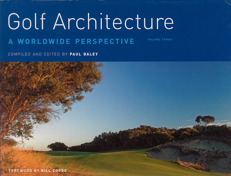 Golf Architecture: A Worldwide Perspective - Volume 3 - Cover Image
