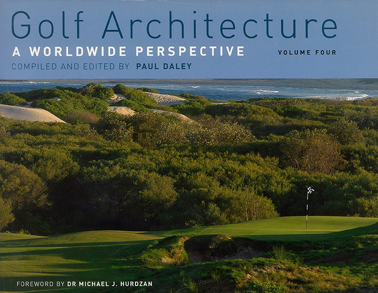 Golf Architecture: A Worldwide Perspective - Volume 4 - Cover Image