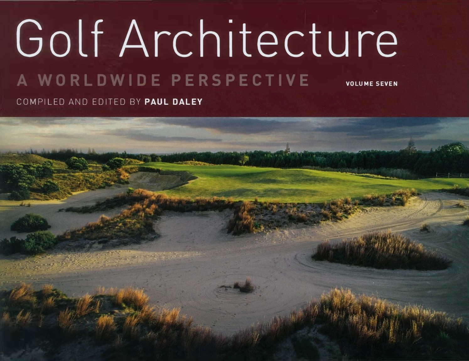 Golf Architecture: A Worldwide Perspective - Volume 7 - Cover Image