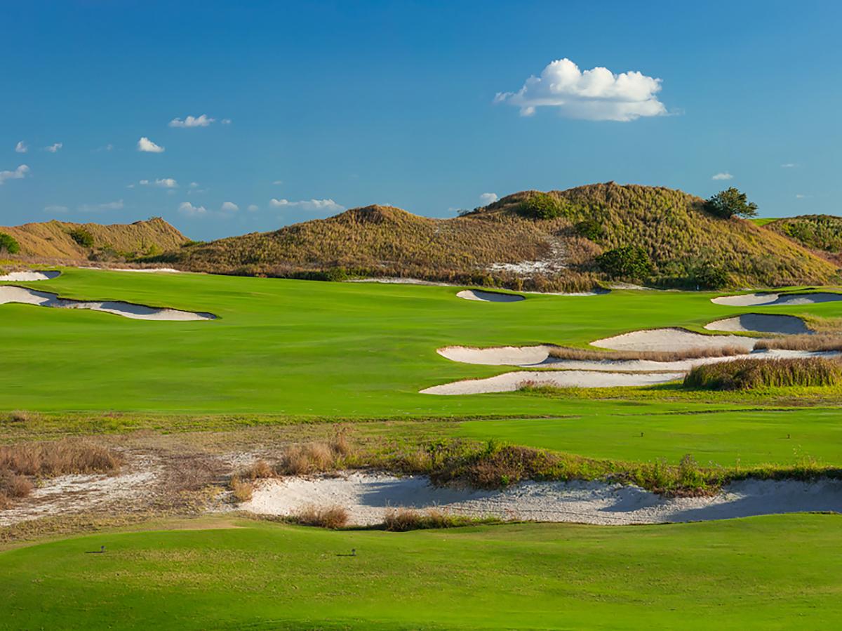 Streamsong Resort, Blue Course
