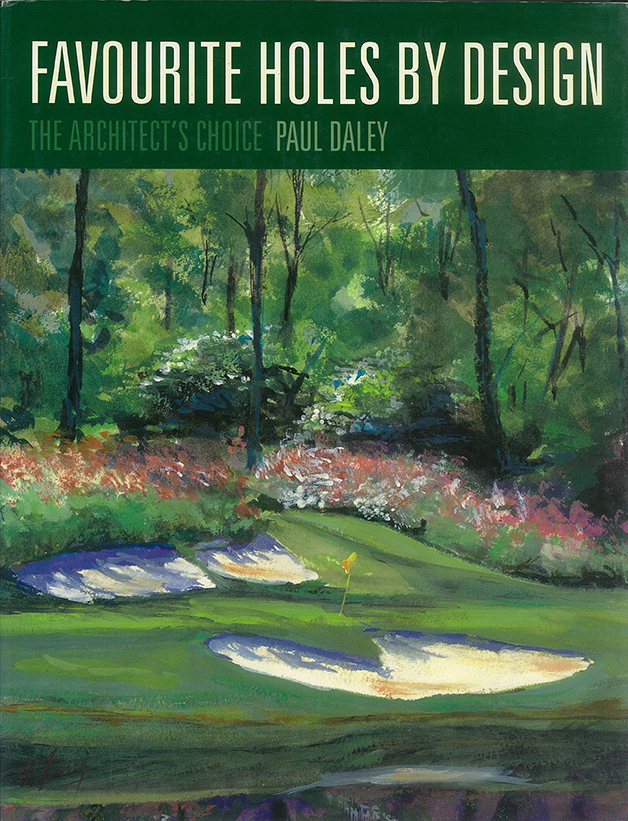 Favourite Holes By Design - Cover Image