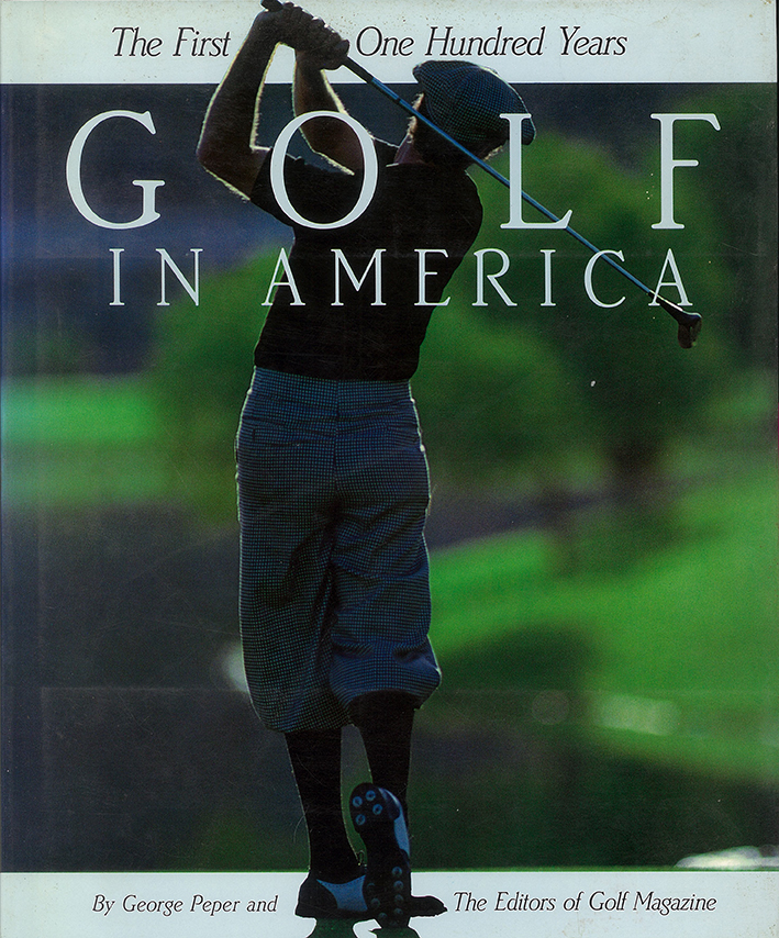 Golf in America - Cover Image