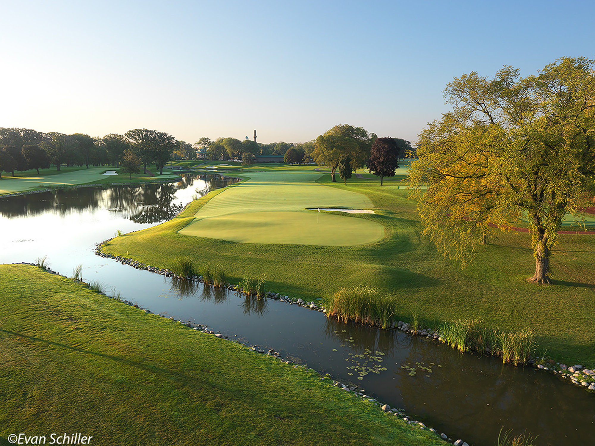 10th Hole, Medinah Country Club Course #1