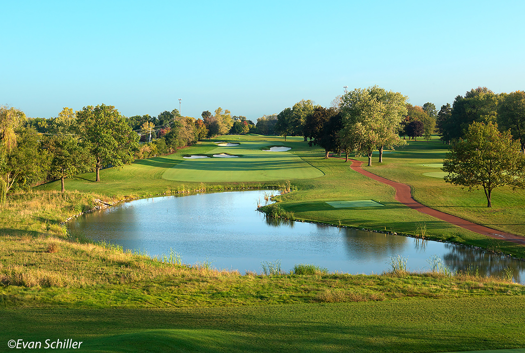 16th Hole, Medinah Country Club Course#1