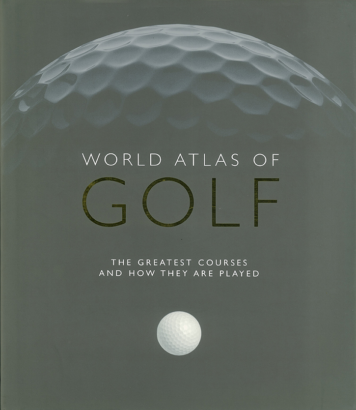 World Atlas of Golf - Cover Image